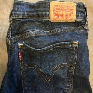 Levi's Jeans - Levi's 505 Straight